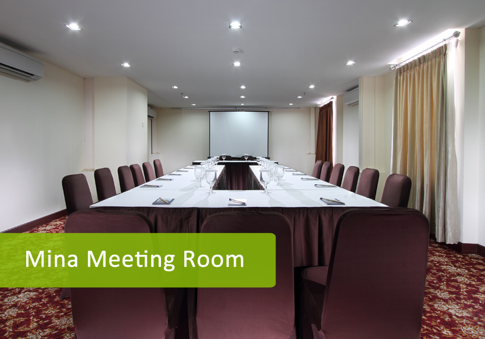 Mina meeting room